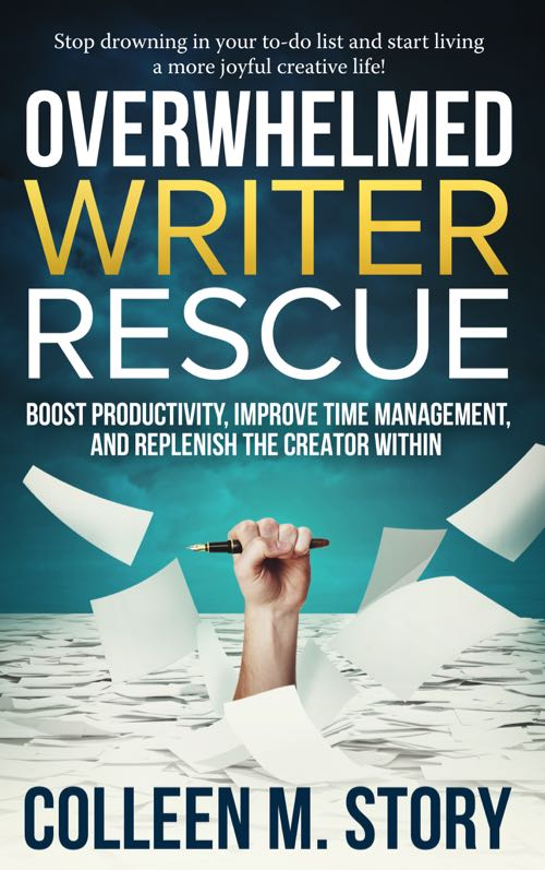 Overwhelmed Writer Rescue - eBook (1)[1]