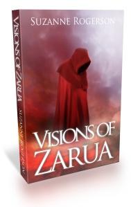 VOZ print book 3d image standing
