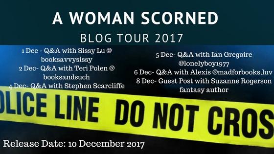 rebecca howie blog tour header