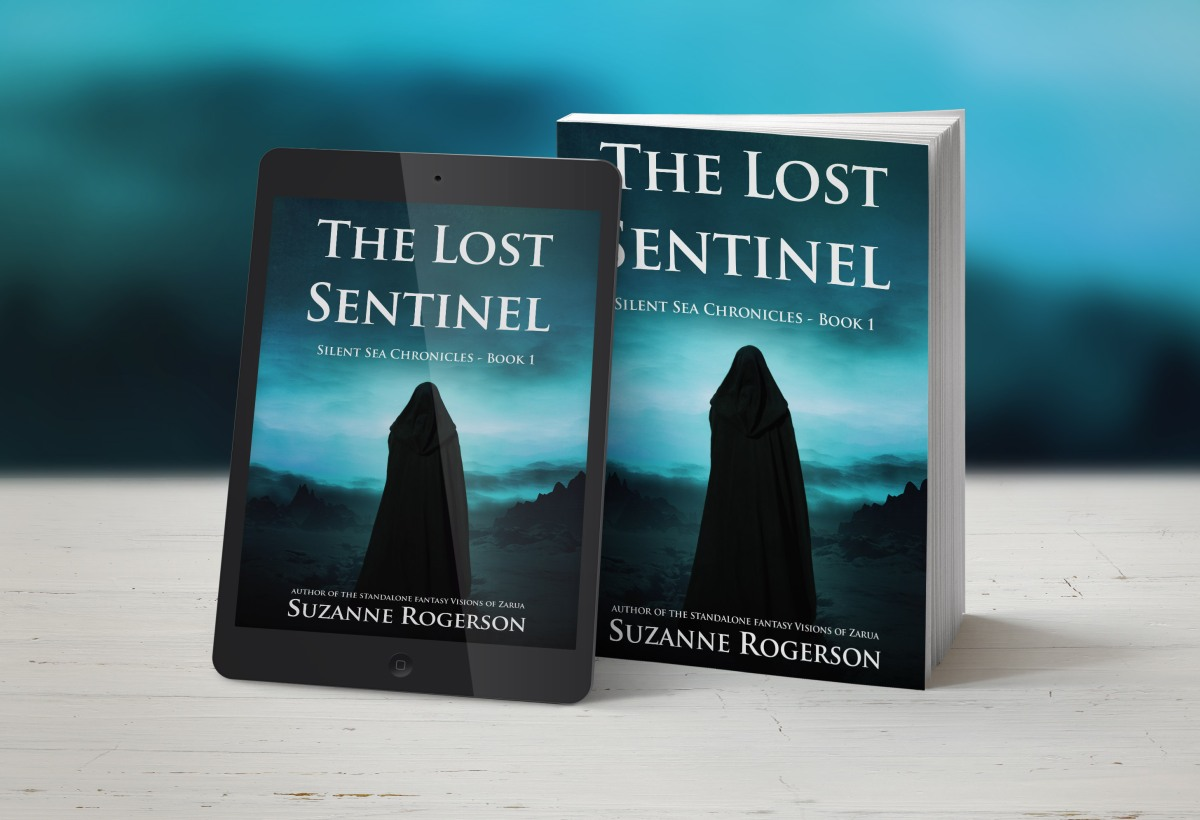 The Lost Sentinel is One today! #fantasy #epicfantasy