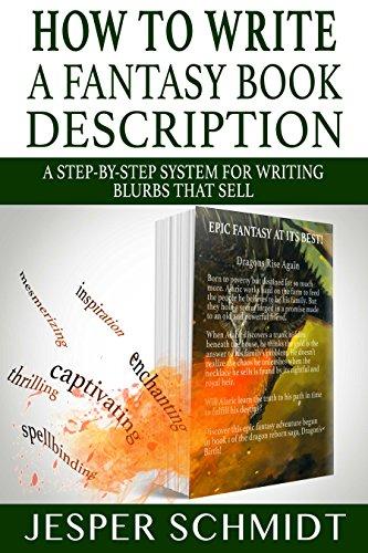 write a fantasy desc book