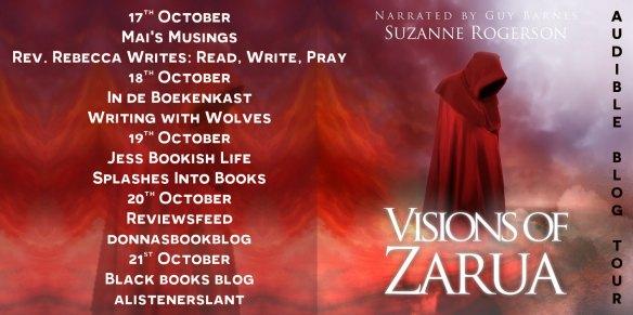 Visions of Zarua Full Tour Banner