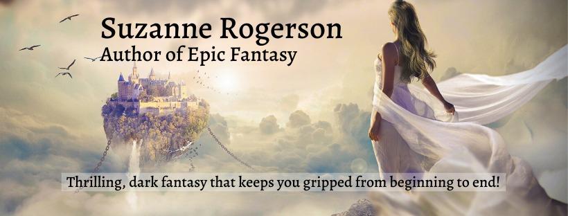 Suzanne Rogerson Fantasy Author
